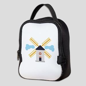 Windmill Neoprene Lunch Bag