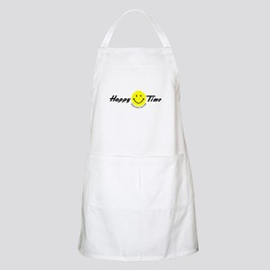 Happy Time Temp services! BBQ Apron