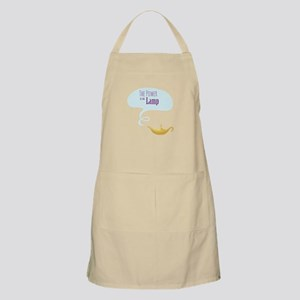 Power in the Lamp Apron