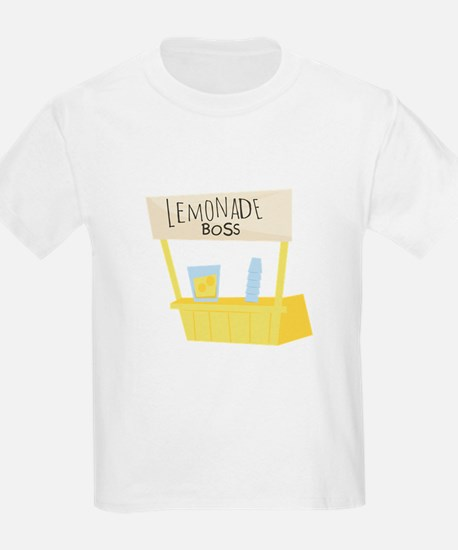 Lemonade Boss T-Shirt