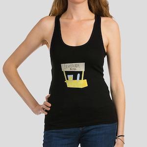 Lemonade Boss Racerback Tank Top