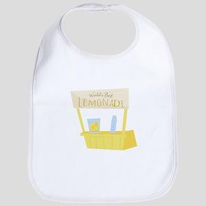 Worlds Best Lemonade Bib
