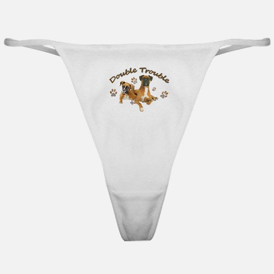 Boxer Double Trouble Classic Thong