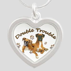 Boxer Double Trouble Necklaces