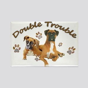 Boxer Double Trouble Magnets