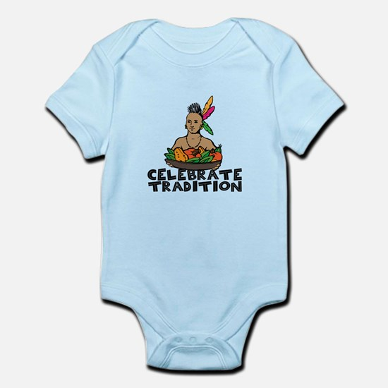 Celebrate Tradition Body Suit