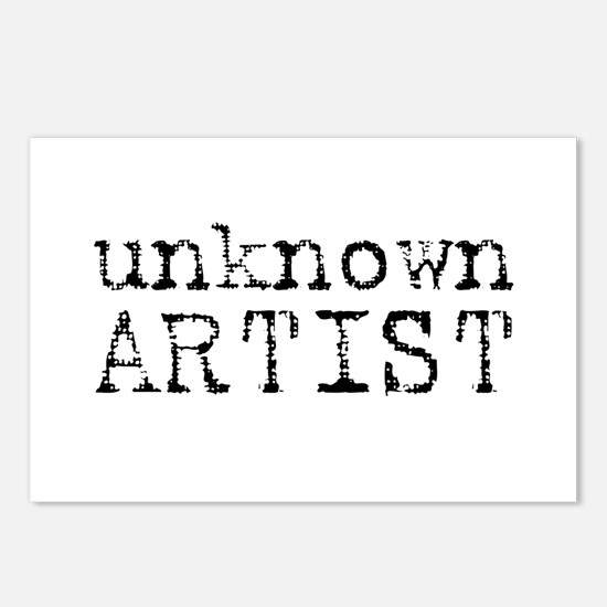 unknown artist Postcards (Package of 8)
