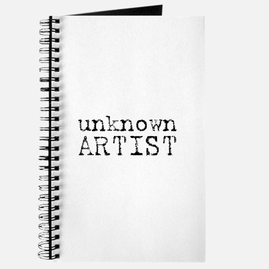 unknown artist Journal