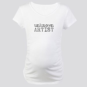 unknown artist Maternity T-Shirt