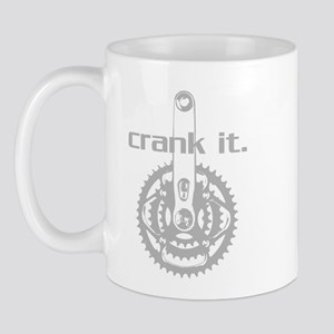 CRANK IT CYCLING Mug