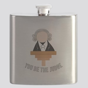 You Be The Judge Flask