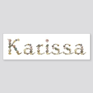 Karissa Seashells Bumper Sticker