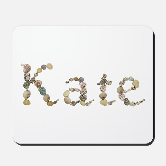 Kate Seashells Mousepad