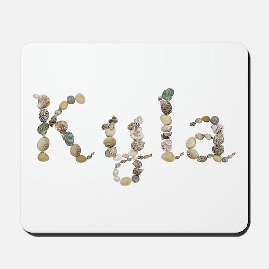 Kyla Seashells Mousepad
