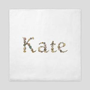 Kate Seashells Queen Duvet