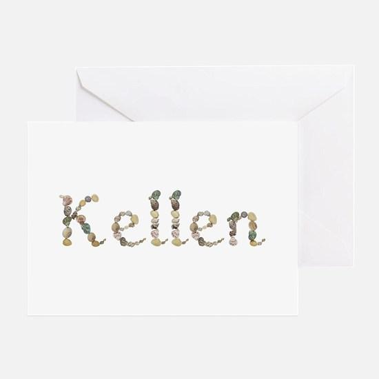Kellen Seashells Greeting Card