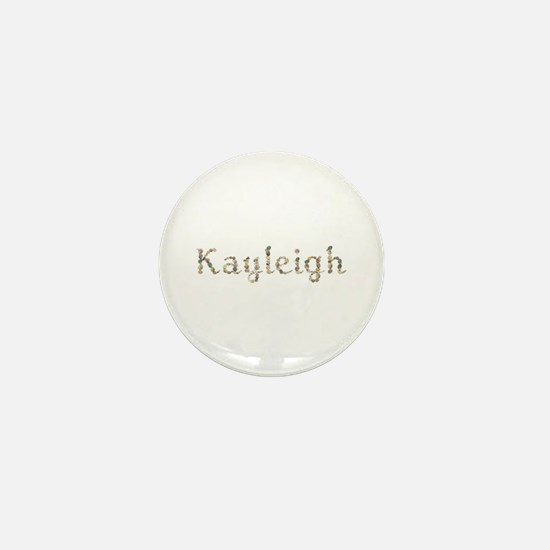 Kayleigh Seashells Mini Button