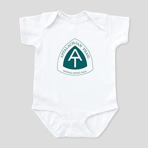 Appalachian Trail, Virginia Infant Bodysuit