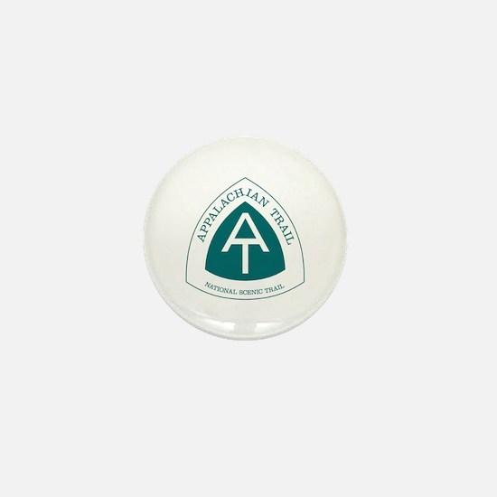 Appalachian Trail, Virginia Mini Button