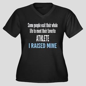 Favorite Athlete Plus Size T-Shirt