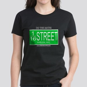 Street Mathamatix-116th Women's Dark T-Shirt