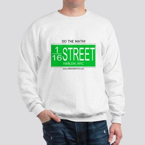 Street Mathamatix-116th Sweatshirt