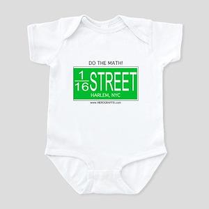 Street Mathamatix-116th Infant Bodysuit