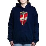USS HAVERFIELD Women's Hooded Sweatshirt
