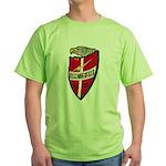 USS HAVERFIELD Green T-Shirt