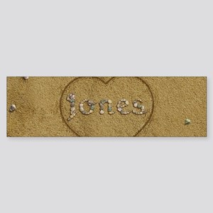 Jones Beach Love Sticker (Bumper)