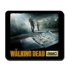 World Needs Rick Grimes Mousepad