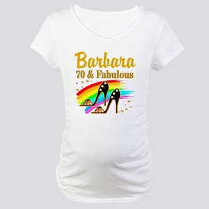 CELEBRATE 70 Maternity T-Shirt
