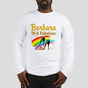 CELEBRATE 70 Long Sleeve T-Shirt