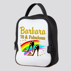 CELEBRATE 70 Neoprene Lunch Bag
