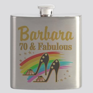CELEBRATE 70 Flask