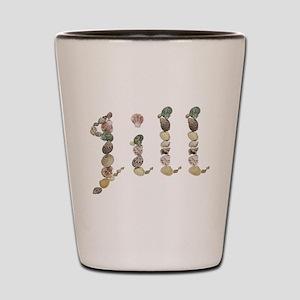 Jill Seashells Shot Glass
