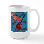 Jammin' Large Mug