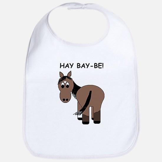 Hay Bay-Be! Horse Bib