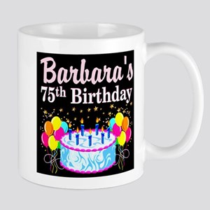 75TH PARTY GIRL Mug