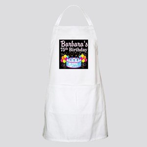 75TH PARTY GIRL Apron