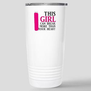 This Girl Stainless Steel Travel Mug