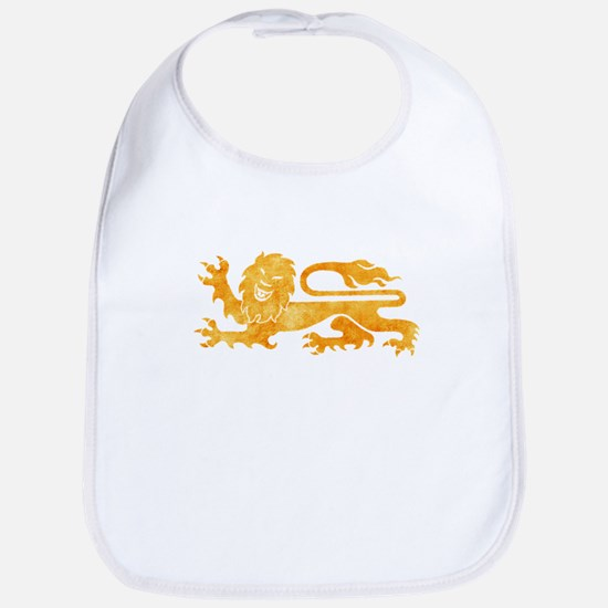 Golden Lion Bib