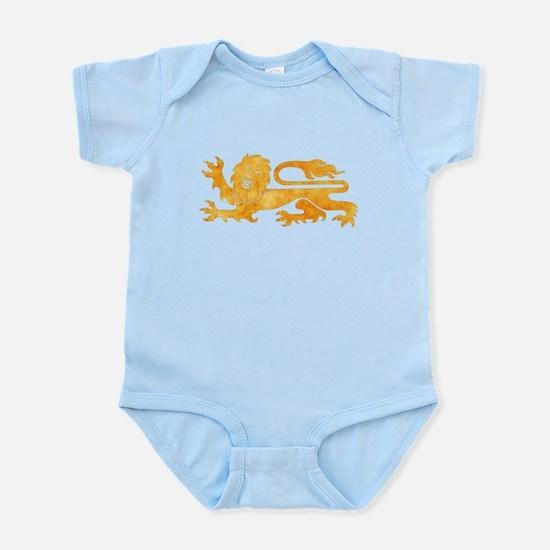 Golden Lion Infant Bodysuit