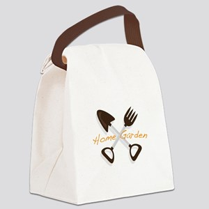 Home Garden Canvas Lunch Bag