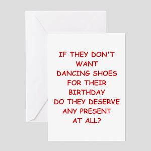 dancing Greeting Cards