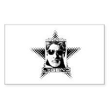 Bollywood LEGEND. Rectangle Sticker