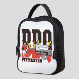 BBQ Pit master Neoprene Lunch Bag