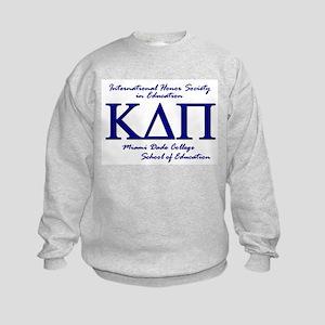 KDP-Blue Kids Sweatshirt