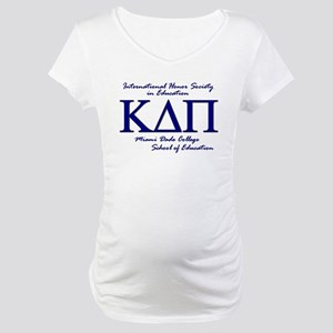 KDP-Blue Maternity T-Shirt
