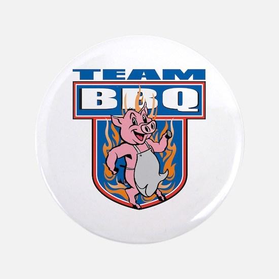 "Team Pork BBQ 3.5"" Button (100 pack)"